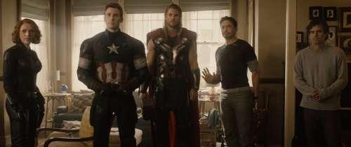 """Marvel dévoile ses sorties 2022 et 2023 : """"Nous sommes tous une grande famille"""""""