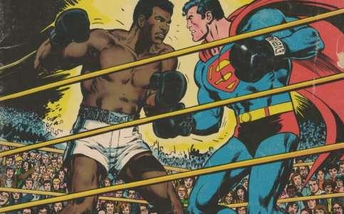 Une bibliothèque numérique consacrée au boxeur Mohammed Ali
