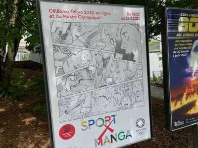Tokyo 2020 : sport, manga et pop-culture au Musée Olympique
