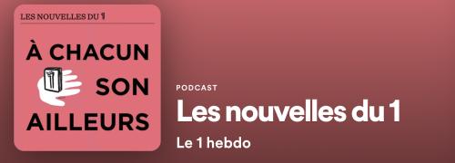 Benacquista, Le Clézio, Appanah... 11 nouvelles en podcast avec Le 1
