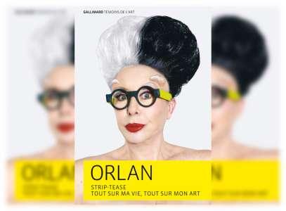 Le Prix François Morellet 2021 attribué à Orlan, pour sonStrip-tease