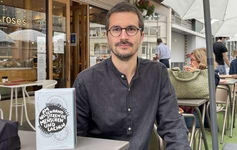 """Philipp Weiss : """"Nous n'avons pas de langue pour décrire le temps présent"""""""