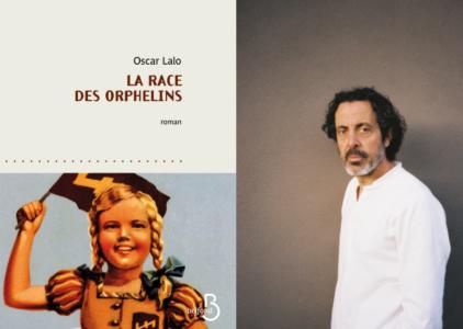 Oscar Lalo lauréat du Prix littéraire du 2e roman