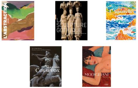 Le Prix du Cercle Montherlant 2021 sélectionne ses ouvrages d'art