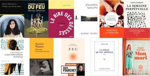 Sélection 2021 du Prix Décembre : 10 romans sélectionnés