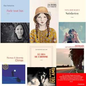 17 romans français, 16 romans étrangers : les lectures du Prix Femina