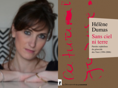 Hélène Dumas lauréate du prix d'Histoire de la Fondation Pierre Lafue