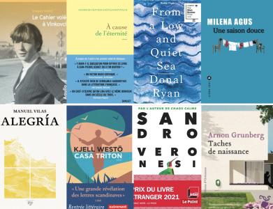 Une première sélection pour le Prix Jean Monnet 2021