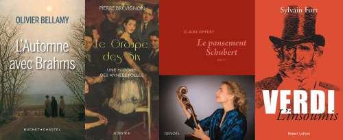 Romans, essais, jeunesse : la sélection du 3e Prix littéraire des Musiciens