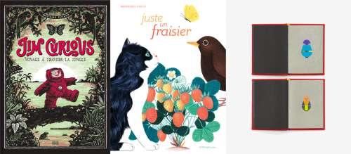 Trois ouvrages récompensés par le Prix du Livre Grand Est 2020