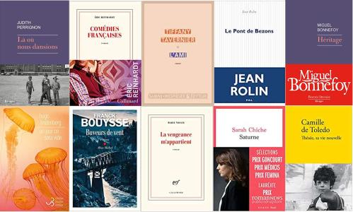 Prix du Livre Inter 2021 : le jury et la sélection des 10 romans retenus