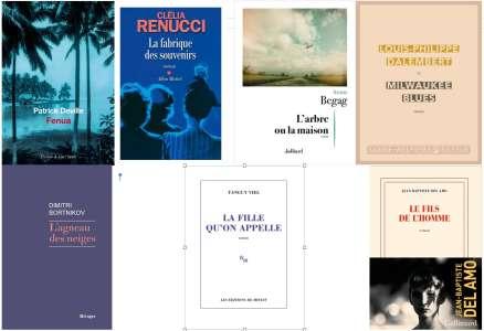 7 romans dans la première sélection du Prix Patrimoines BPE 2021
