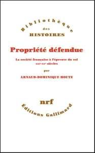 Le 19e Prix du Sénat du livre d'Histoire attribué à Arnaud-Dominique Houte