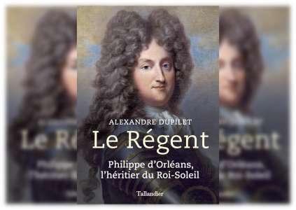 Alexandre Dupilet reçoit le Prix château de Versailles du livre d'Histoire 2021