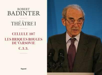 Robert Badinter, homme de loi et de théâtre, invité de La Grande Librairie
