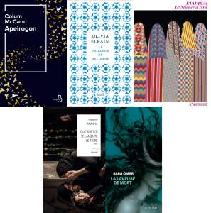 Cinq ouvrages finalistes du Prix Lorientales 2021