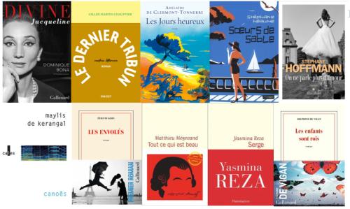 Les 10 romans sélectionnés pour le Prix Cabourg du roman 2021