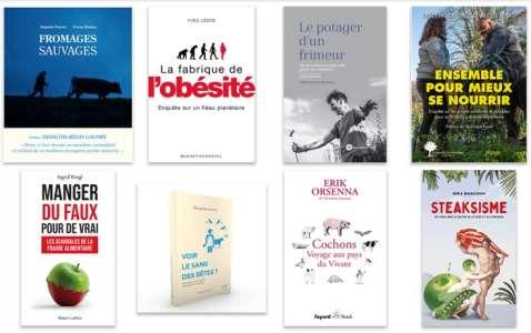 La sélection de la 5e édition du Prix Mange, Livre !