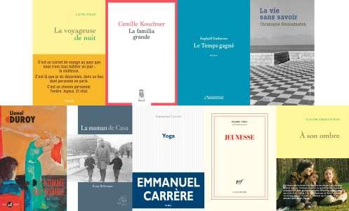 Première sélection pour le Prix Jean-Jacques Rousseau de l'autobiographie