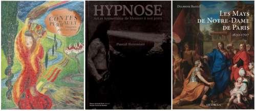 Sélections du Prix du livre d'art et du Prix du catalogue d'exposition 2021