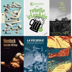 La sélection du Prix Mémorable 2021 des librairies Initiales
