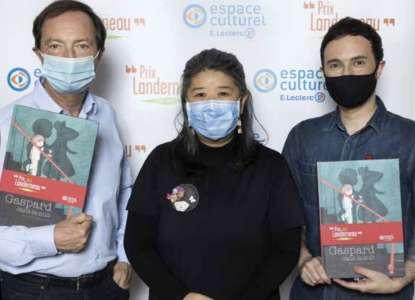 Seng Soun Ratanavanh reçoit le Prix Landerneau Album Jeunesse 2021