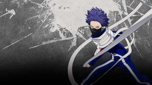 Hitoshi Shinso rejoint le jeu vidéo My Hero Academia