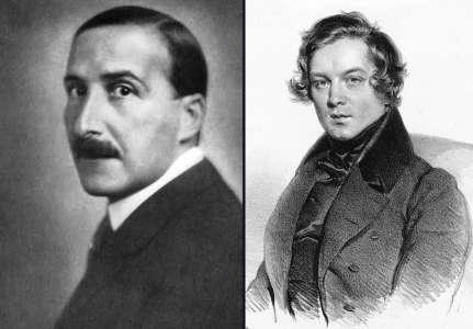 Issues de la collection de Stefan Zweig, deux partitions inédites de Schumann retrouvées