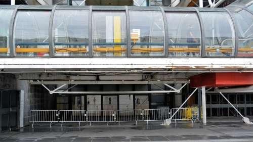 Travaux du Centre Pompidou : la Bpi relogée à Paris intra-muros