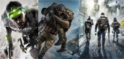 Ubisoft prépare un jeu réunissant plusieurs licences Tom Clancy