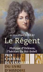 Philippe d'Orléans, Le Régent absolu