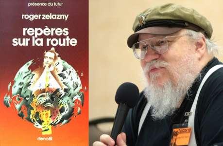 George R.R. Martin produit l'adaptation d'un livre de Roger Zelazny