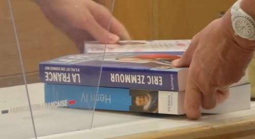 """""""Un libraire doit-il vendre le livre d'Eric Zemmour?"""""""