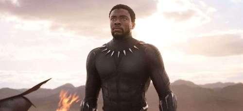 Chadwick Boseman star de Black Panther, est décédé