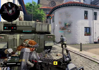 Le jeu Call of Duty Black Ops 4, en Gameplay Vidéo E3 2018