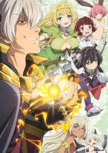 L'anime Isekai Maou to Shoukan Shoujo Dorei Majutsu, en Promotion Vidéo