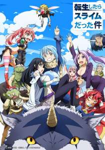 L'anime Tensei Shitara Slime Datta Ken, en Teaser Vidéo