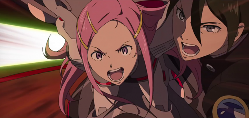 Le film animation Eureka Seven: Hi-Evolution Movie 2, en Trailer