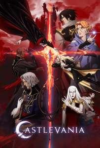 L'anime Castlevania Saison 2, en Visual Art