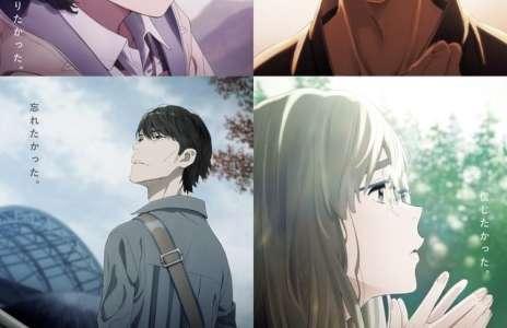 Le film animation Sora no Aosa wo Shiru Hito yo, en Trailer