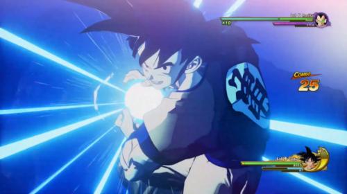 Le jeu Dragon Ball Z : Kakarot, en Gameplay Vidéo 2