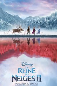 Le film animation La Reine des Neiges 2, en Trailer FR