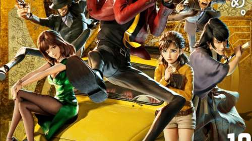 Le film animation Lupin III The First, en Trailer