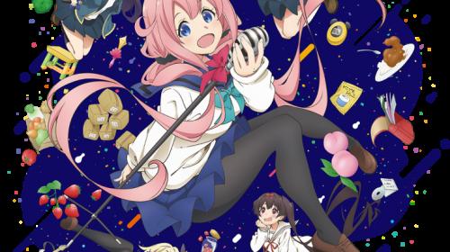 L'anime Ochikobore Fruit Tart, en Affiche Teaser + Staff Animation
