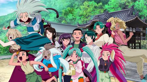 L'anime Tenchi Muyo! Ryo-Ohki Saison 5, en Teaser Vidéo