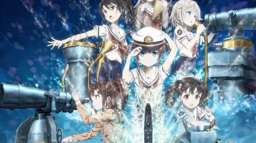 Le film animation High School Fleet, en Trailer