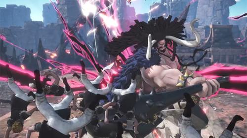 One Piece Pirate Warriors 4 : Kaido & Big Mom en Trailer