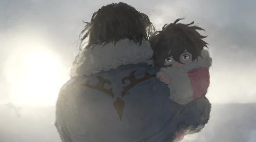Le film animation Shika no Ou(The Deer King), daté au Japon + Staff Animation