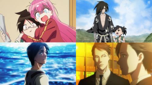 Top 10 des meilleurs Animes de 2019 selon les fans japonais