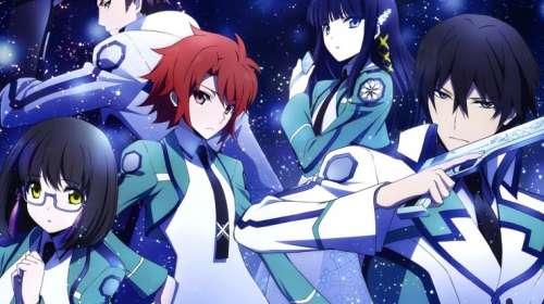 L'anime Mahouka Koukou no Rettousei Saison 2, daté au Japon